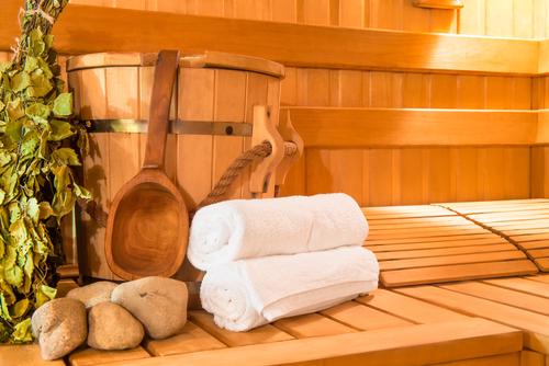 Volledig verzorgd sauna arrangement